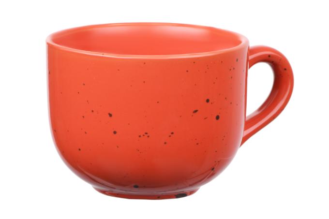 Cup Ardesto Bagheria, 480 ml, Warm apricot AR2948CGC