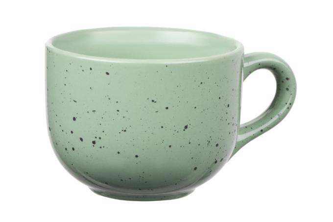 Cup Ardesto Bagheria, 480 ml, Pastel green AR2948GGC