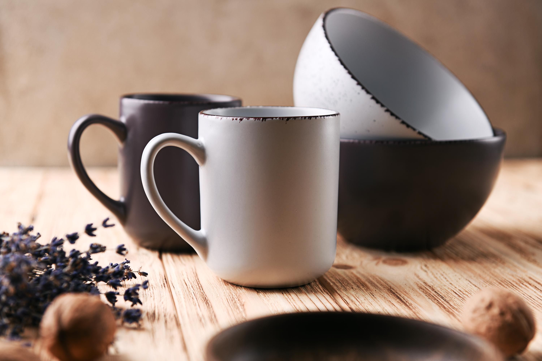 Столовая посуда из каменной керамики от Ardesto