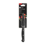 Кухонний ніж для овочів Ardesto Black Mars AR2035SW