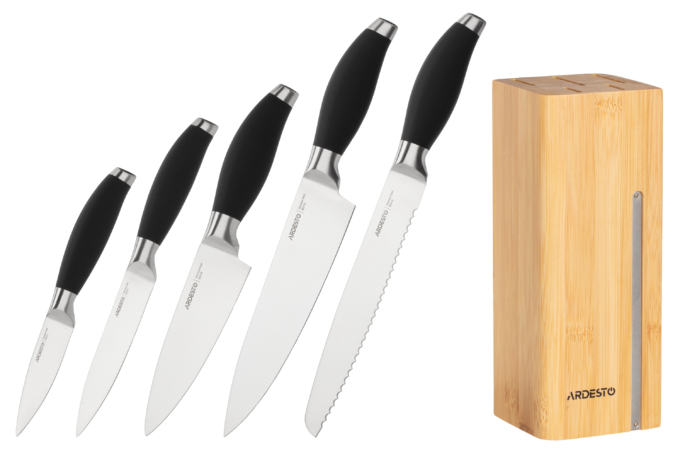 Набор ножей Ardesto Gemini AR2106SB
