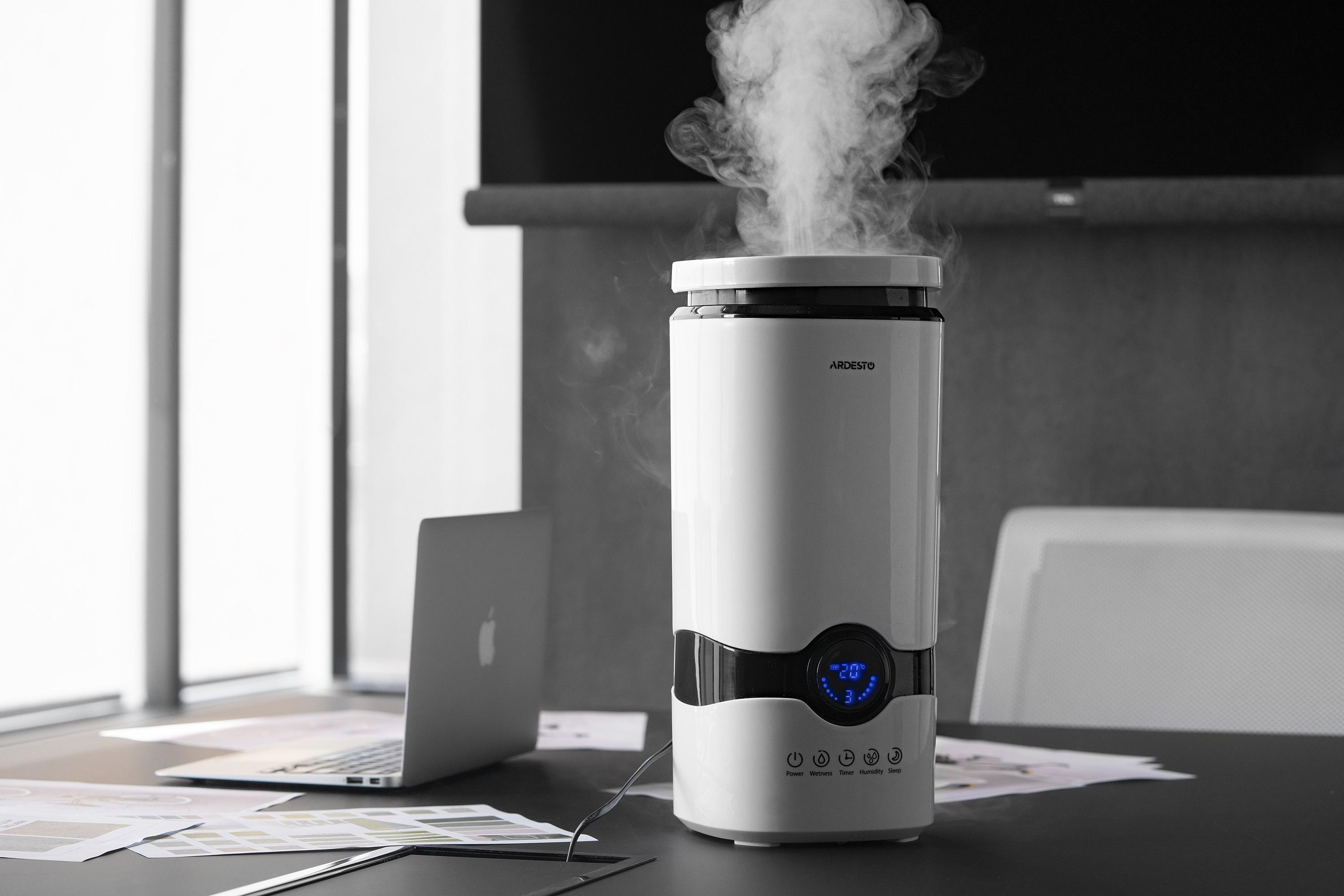 Новые ультразвуковые увлажнители воздуха Ardesto