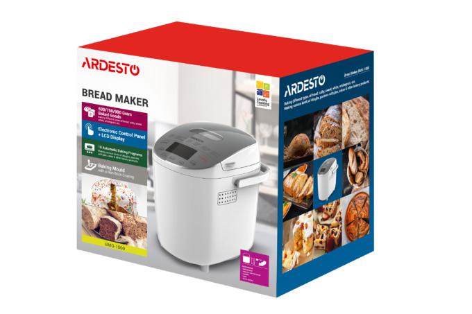Хлібопіч Ardesto BMG-1000