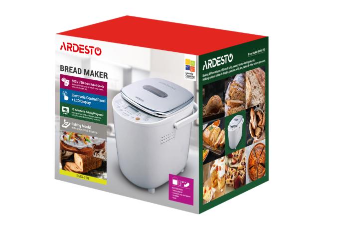 Хлібопіч Ardesto BMG-750