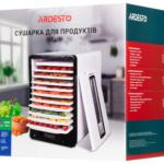 Сушарка для продуктів Ardesto FDB-1138
