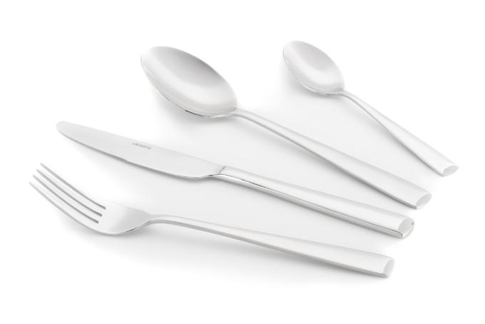 Cutlery set Black Mars Tia AR0724TS
