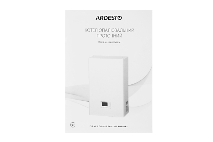 Котел электрический Ardesto EHB-6PS